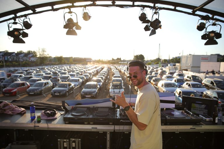 Are Drive-In Concerts the Last, Best Hope for Live Music in 2020?
