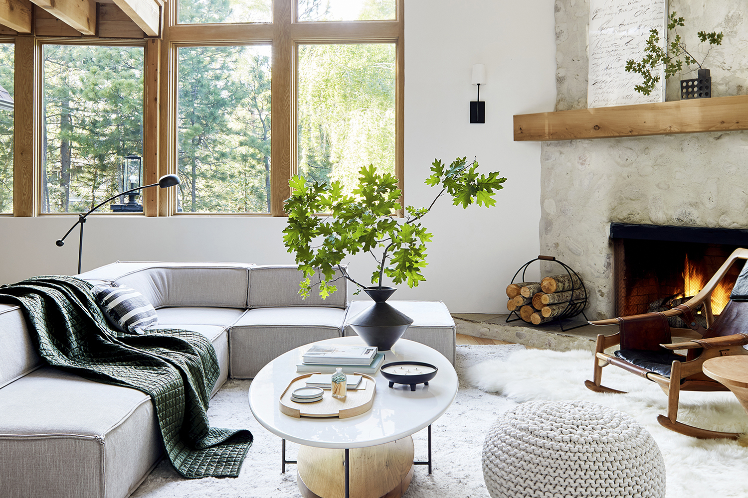 Design Pro Emily Henderson On How To Balance Comfort And Style When You Re Home 24 7