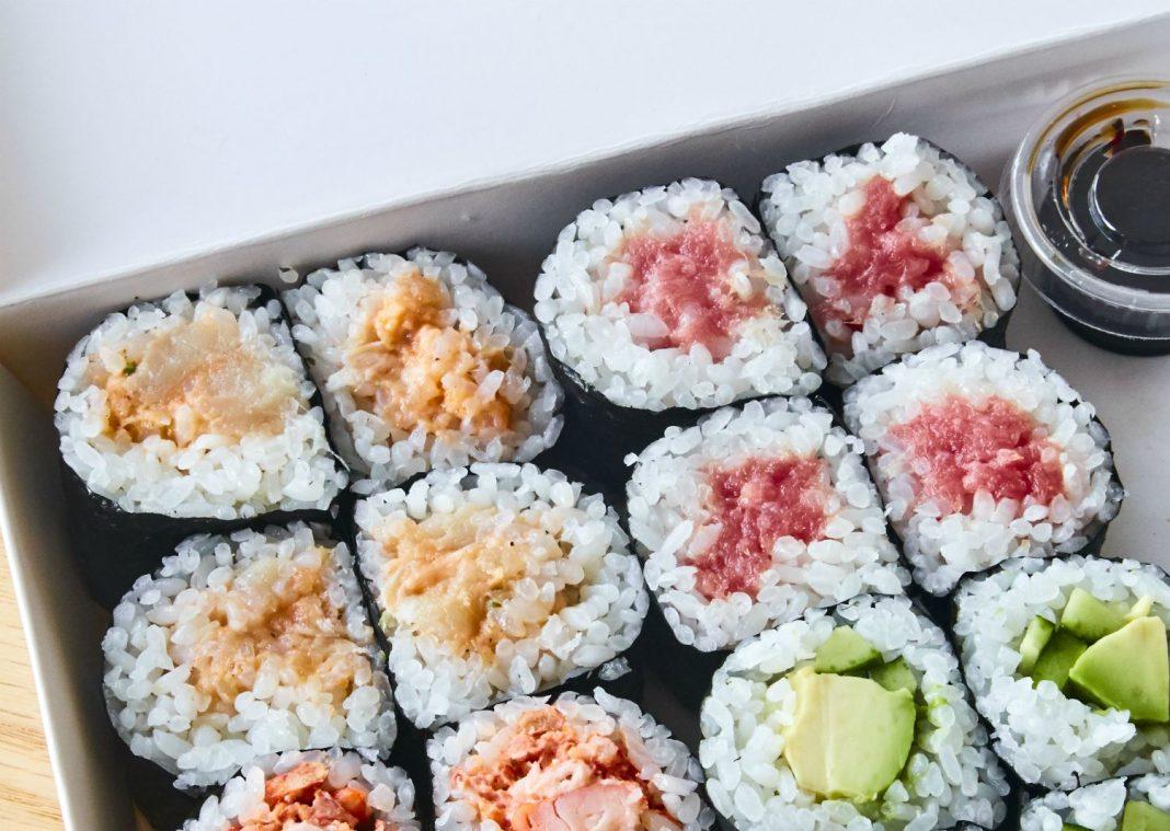 sushi to go sogo roll bar
