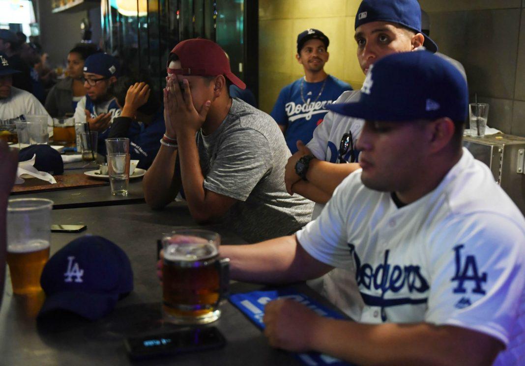 baseball season dodgers fans