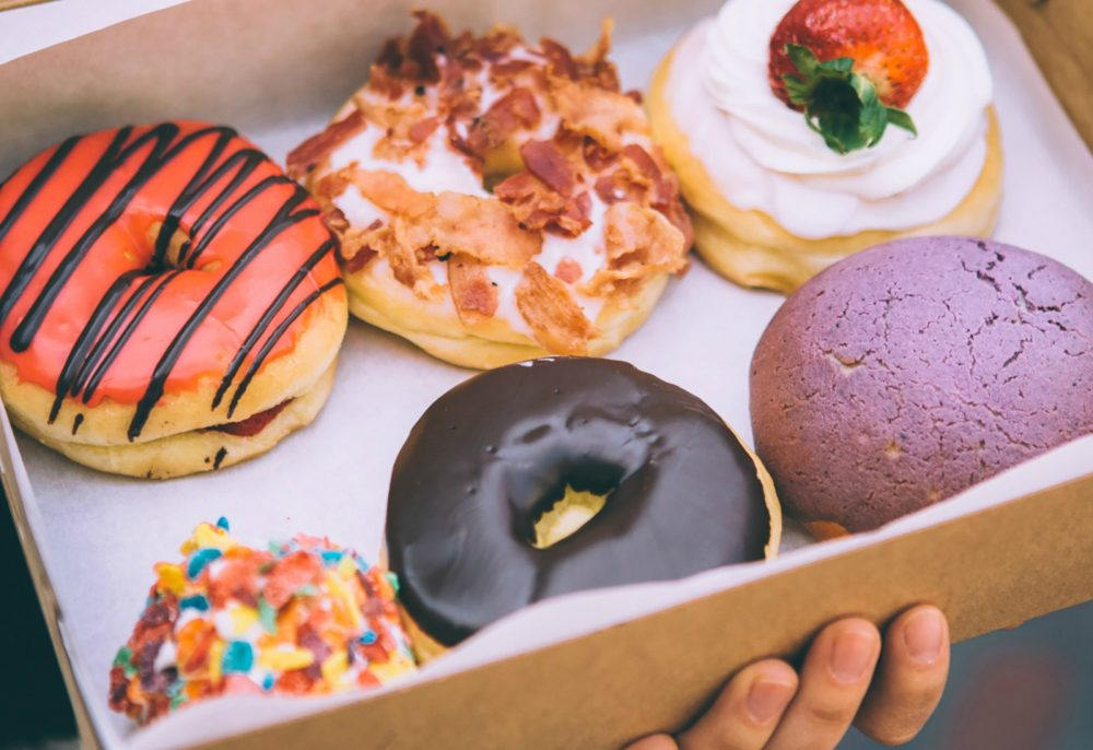 cafe dulce doughnuts mother's day delivery meals los angeles