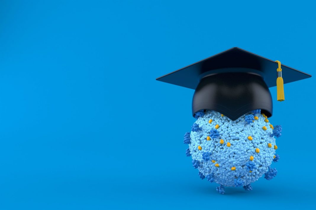 class of 2020 pandemic graduation