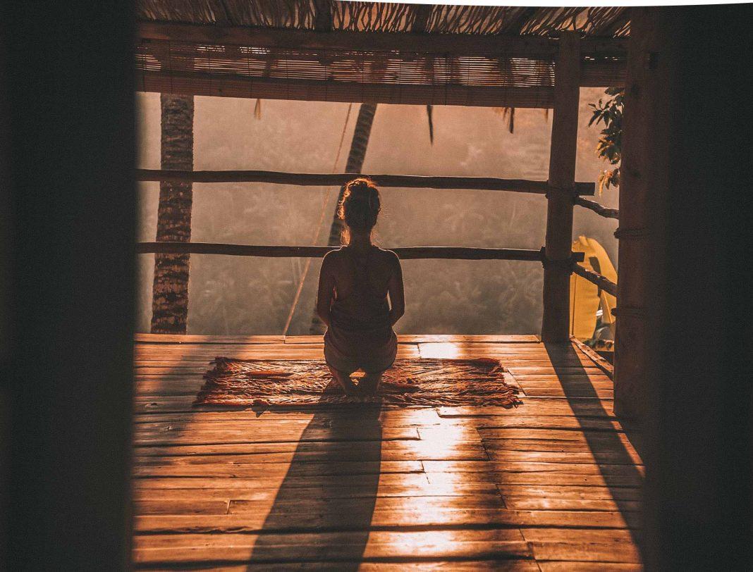 yoga wellness influencer plandemic conspiracy