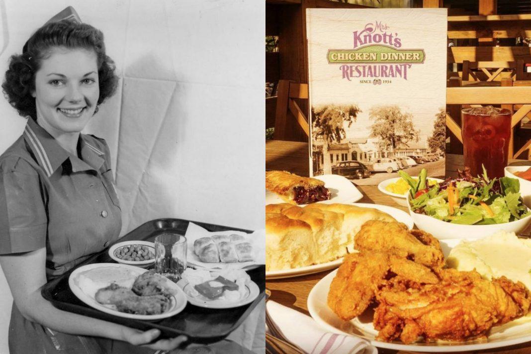 knotts chicken dinner restaurant takeout