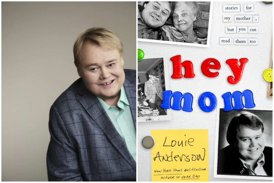 louie anderson interview