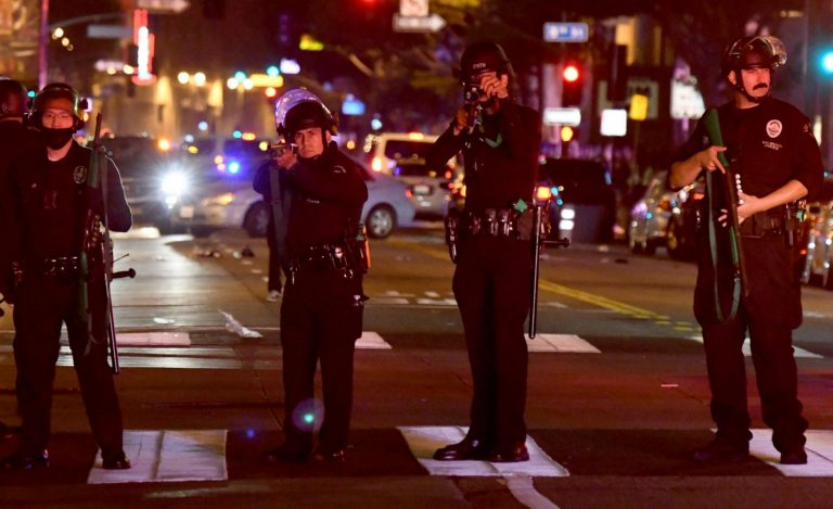 Los Angeles County Will Not Institute a Curfew Tonight