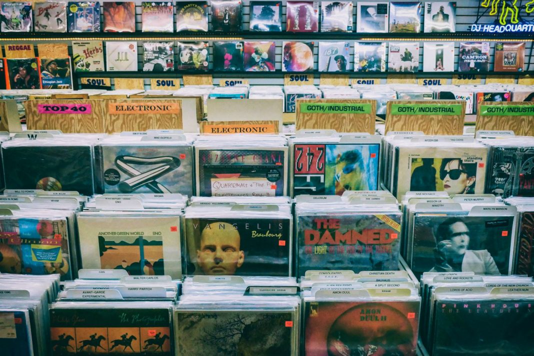 record stores selling instagram