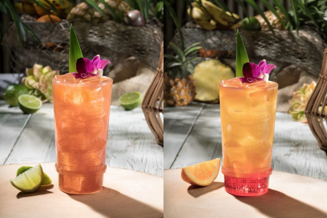 tiki drink recipes