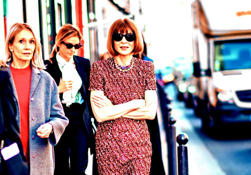 anna wintour leaving vogue?