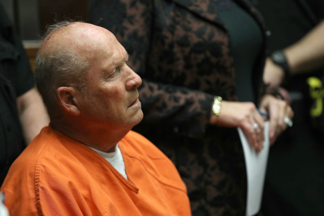 golden state killer guilty