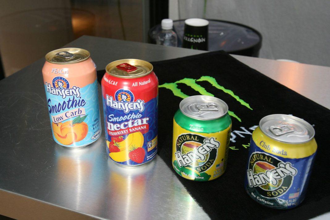 hansen's soda