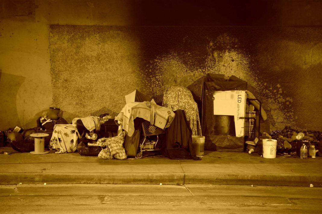 homeless death los angeles