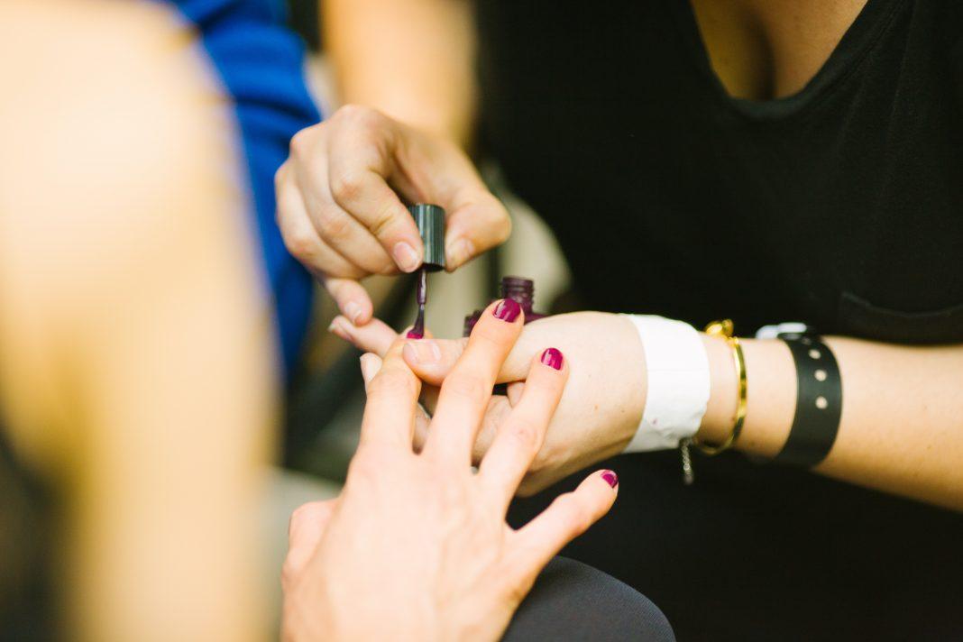 nail salon reopen california coronavirus