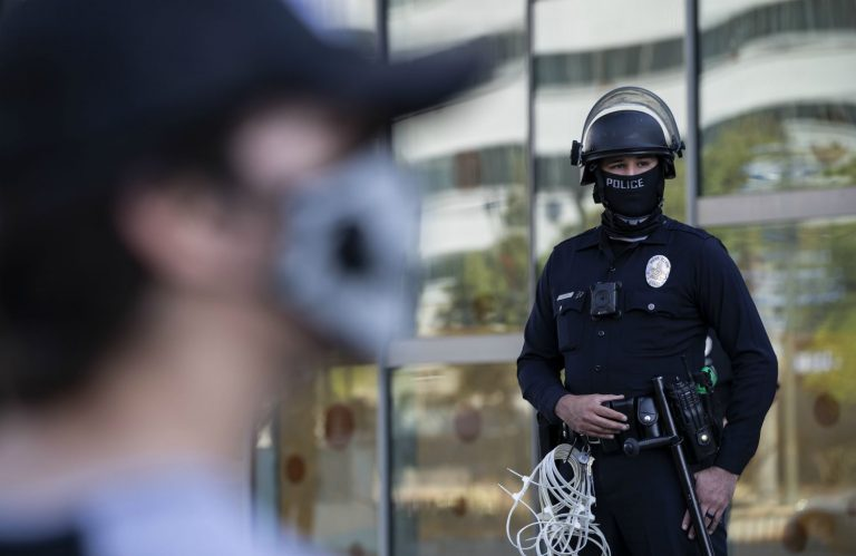Could This Bill Be a First Step Toward Taking the Police Out of Policing?