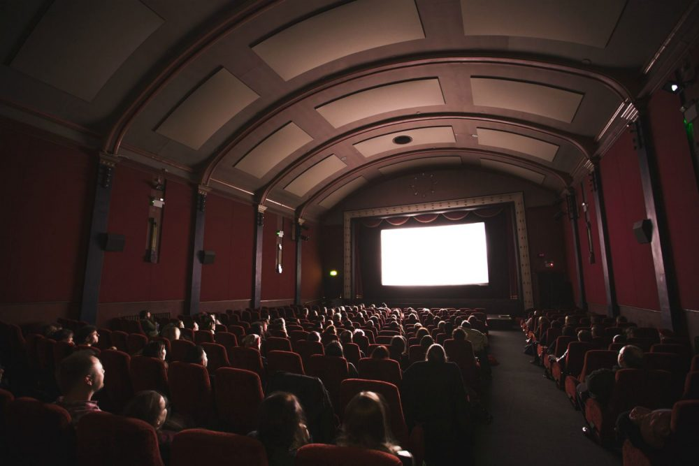 movie theaters reopen california