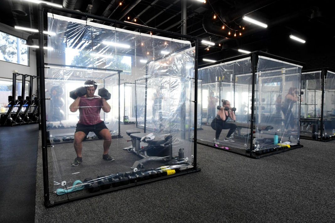 workout pods redondo beach