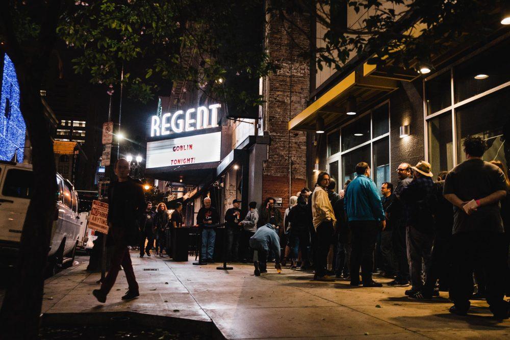 regent dtla music venues coronavirus