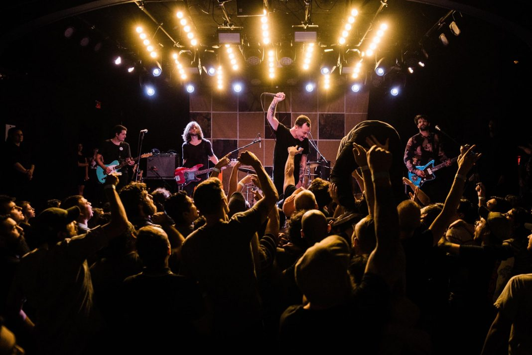 music venues coronavirus