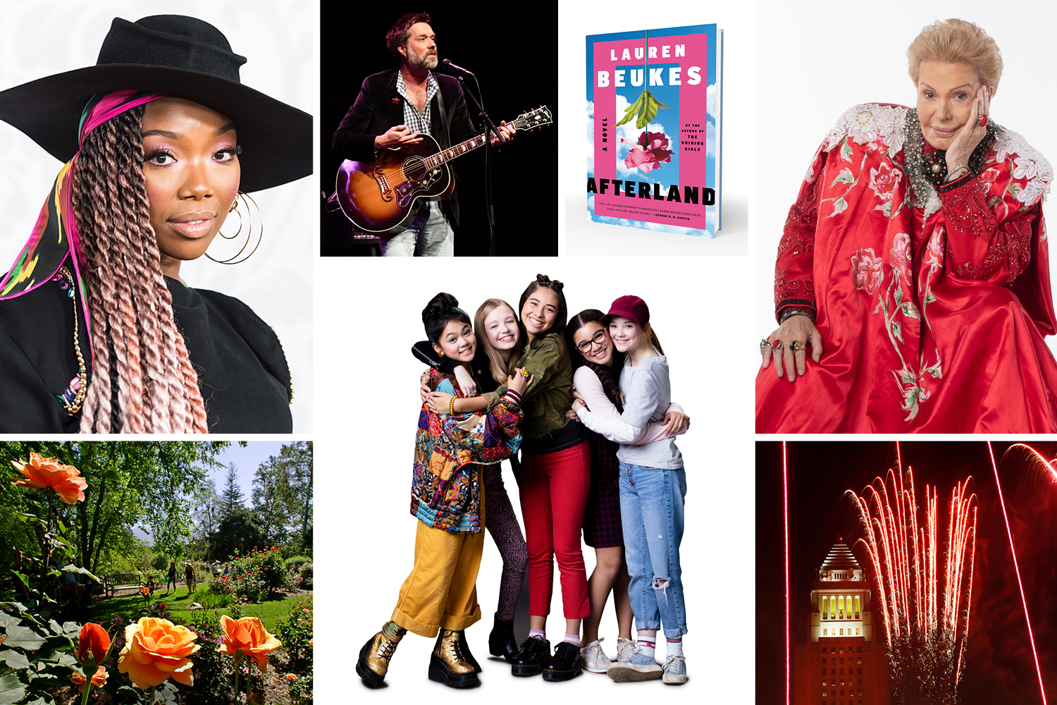 july things to do los angeles