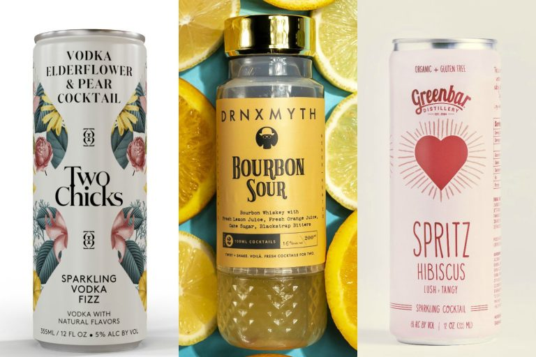 Bars Are Closed (Again), but These Canned and Bottled Cocktails Will Help You Get By