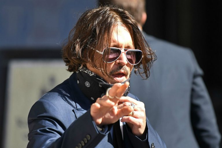 Johnny Depp's Libel Suit Airs Some Dirty Laundry