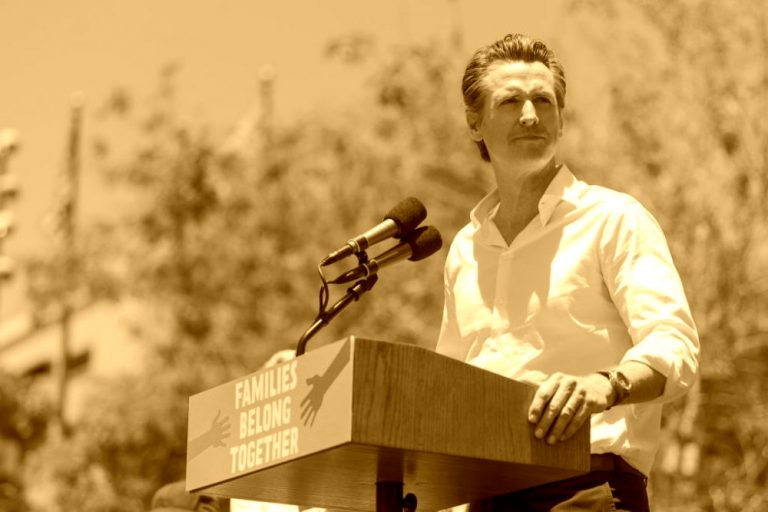 Afternoon Update: Gov. Newsom's Good News About COVID Cases May Have Resulted from Bad Data