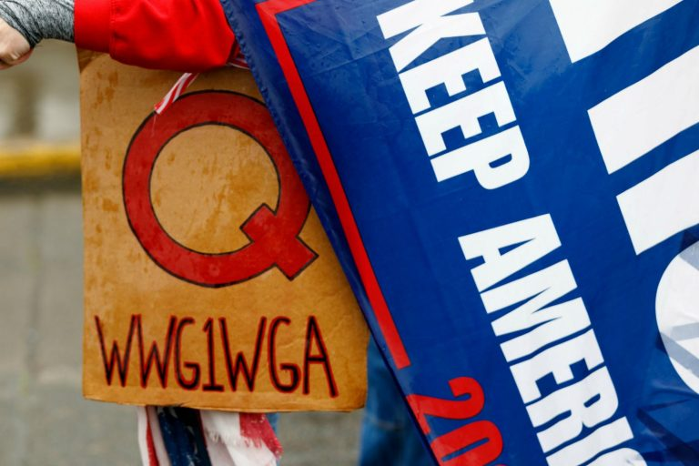 California GOP 'Proud' to Back QAnon Supporter with History of Racist Social Media Posts