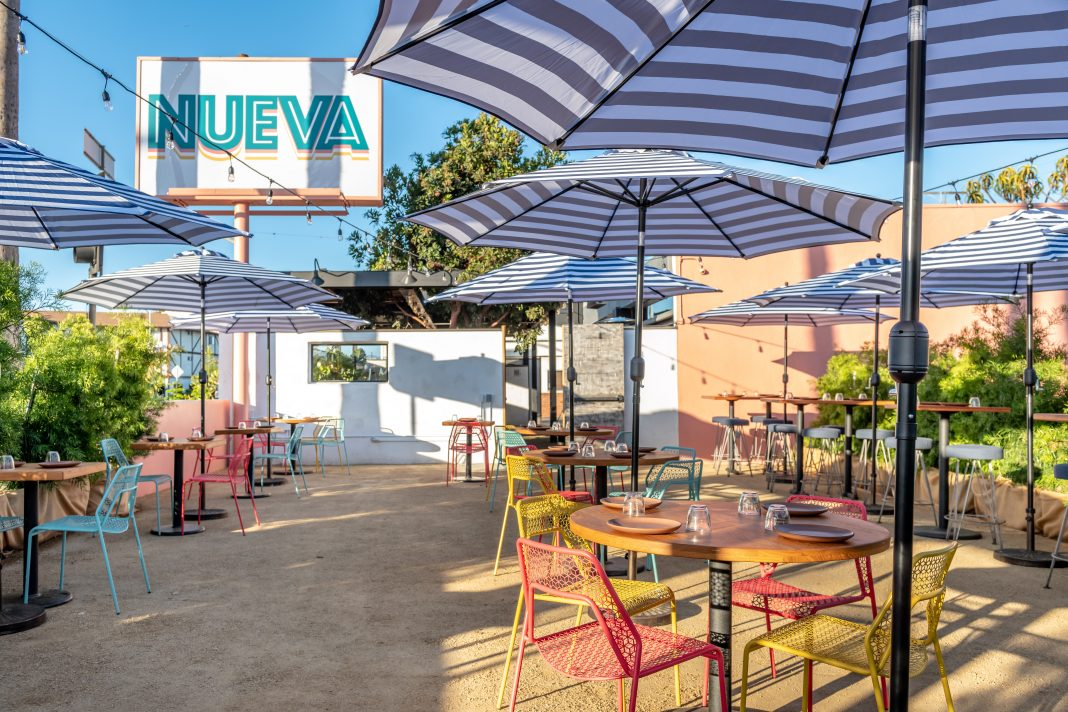 Outdoor Dining And Restaurant Patio Options In Los Angeles