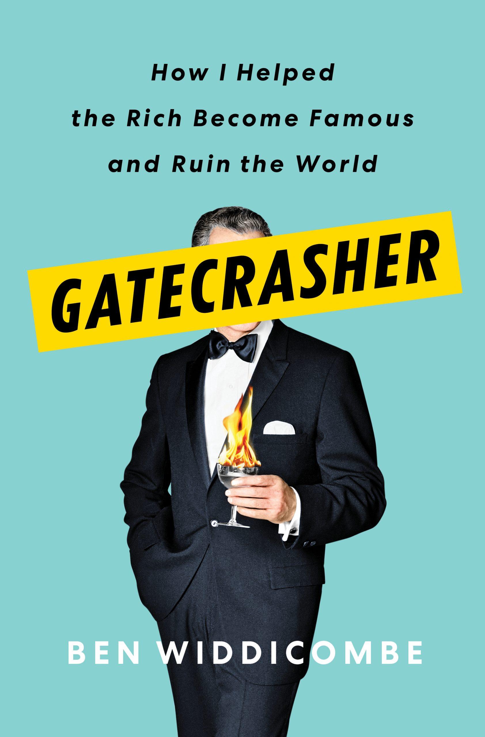 gatecrasher book