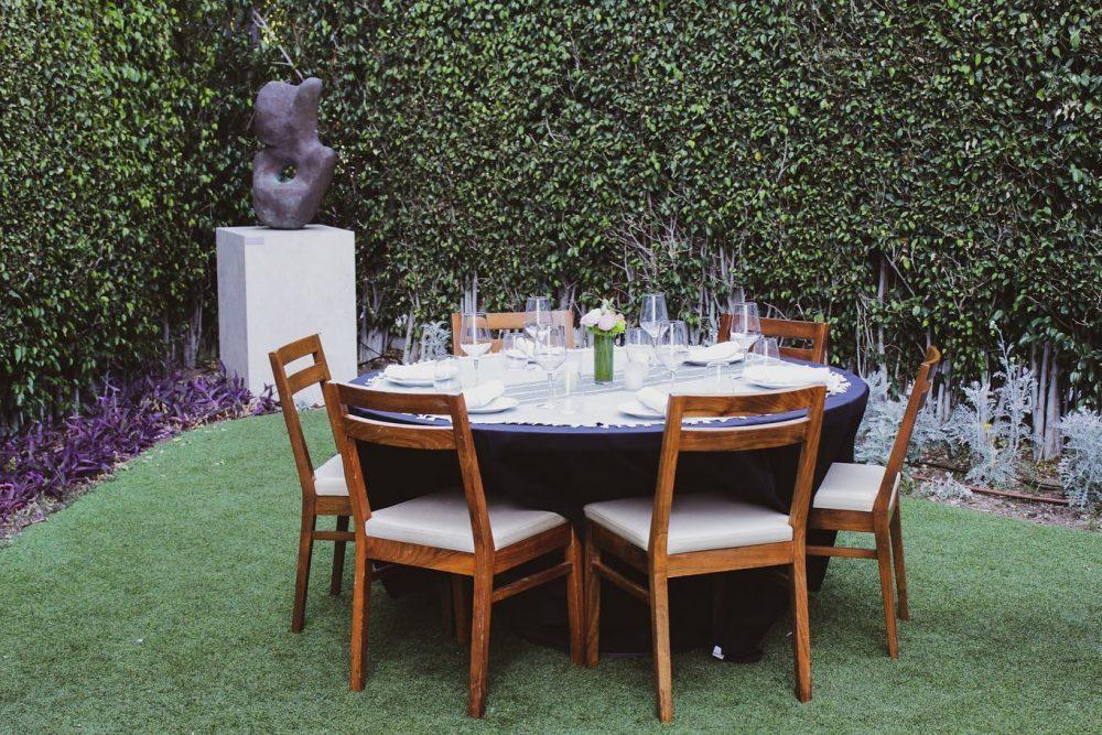 Outdoor restaurants with patios Los Angeles