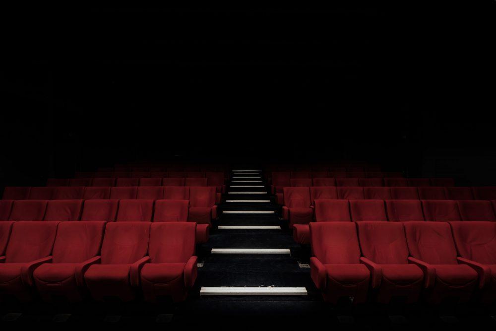movie theatre film critics