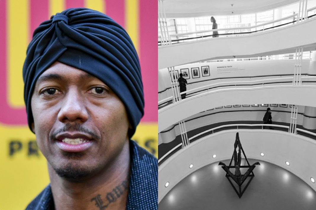 nick cannon museum of tolerance