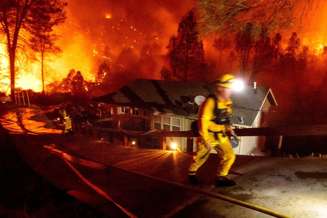 california fire photos