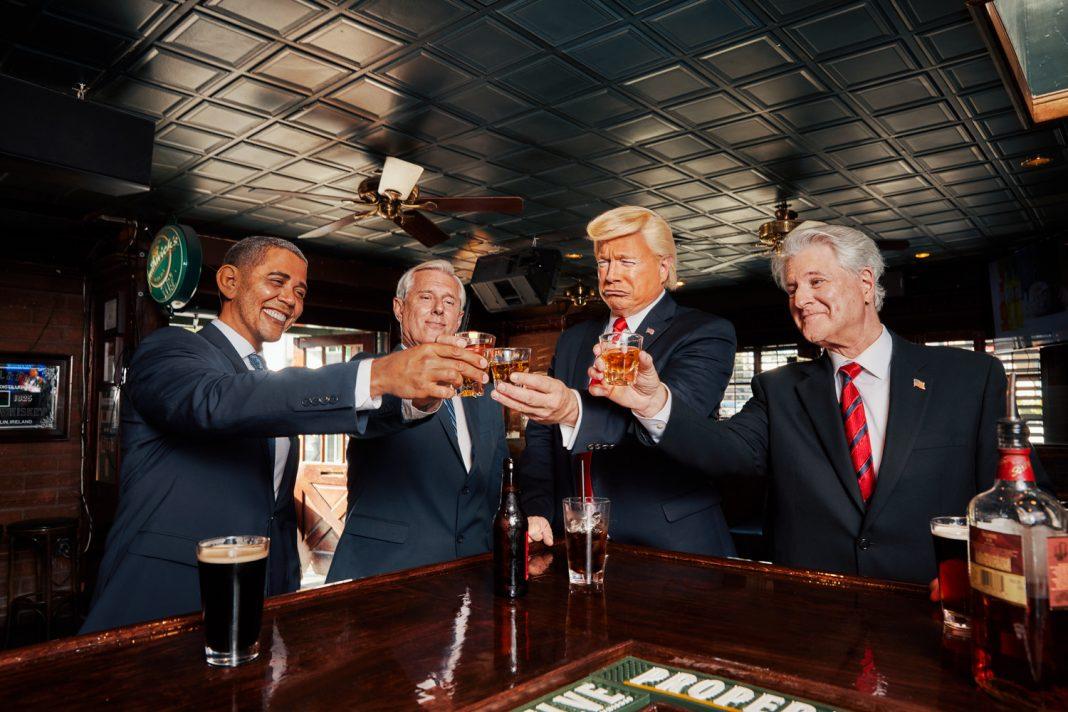 presidential impersonators