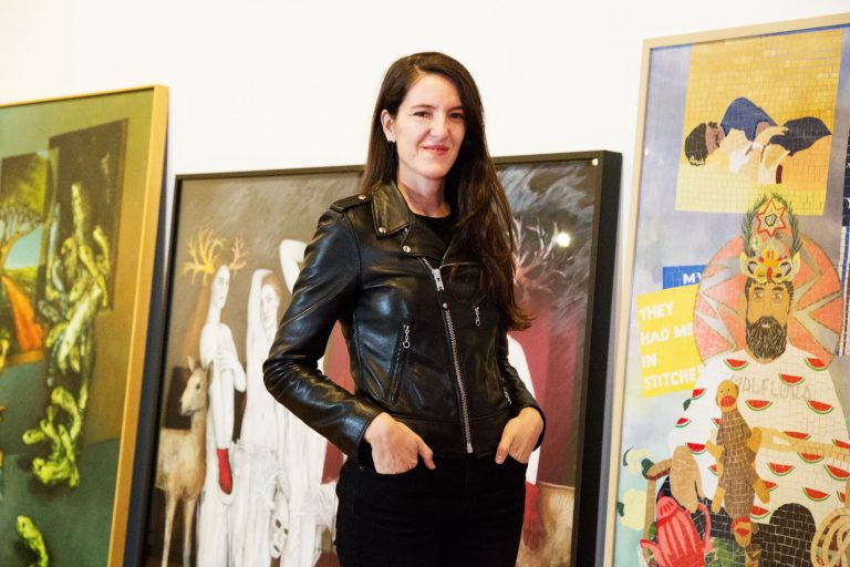This Drive-Thru Art Exhibit and Immersive Celebration Highlights Local Latinx Artists
