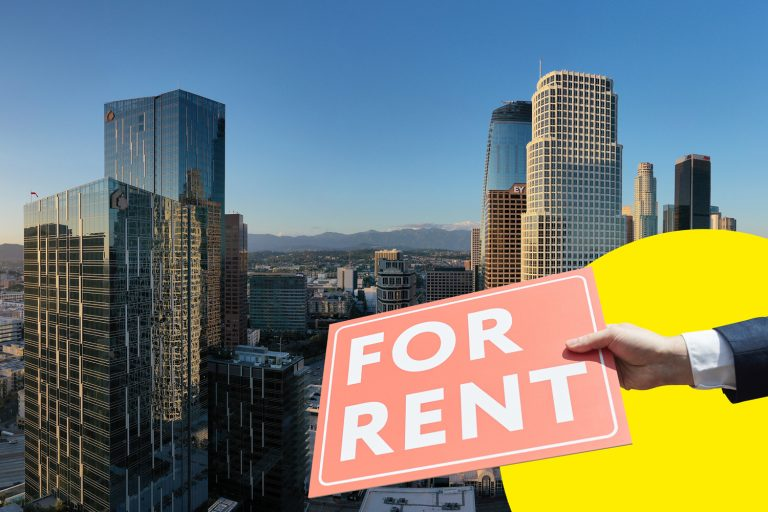 Rent Prices Are Falling in Some of the City's Swankiest Buildings