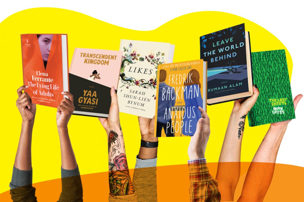 best new fall books