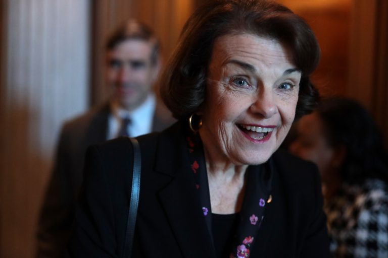 Dianne Feinstein Will Step Down from Her Judiciary Committee Leadership Role