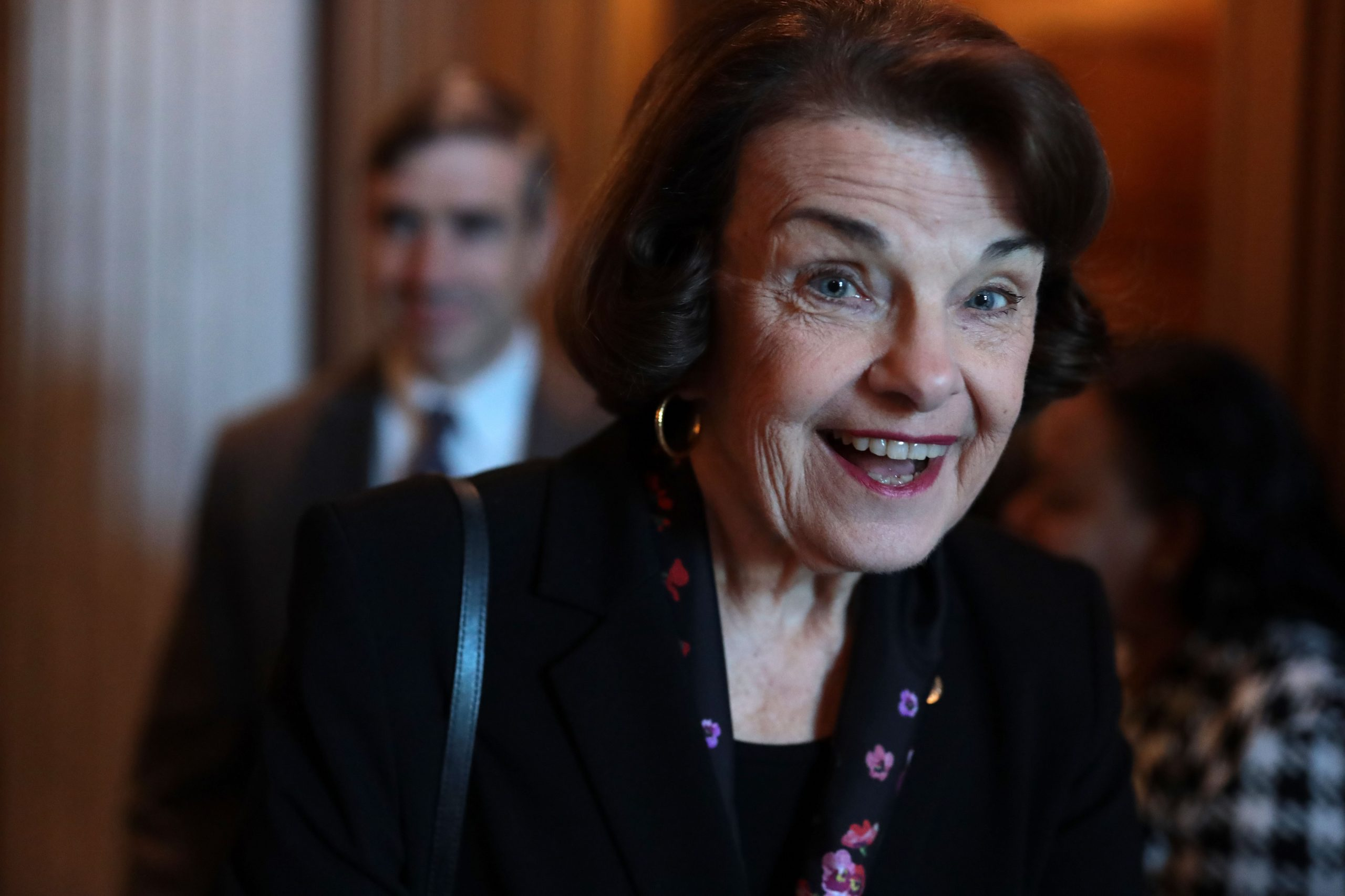 Dianne Feinstein May Not Be Up For Scotus Fight Some Say