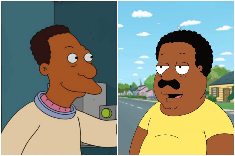 'The Simpsons' and 'Family Guy' Cast Black Actors to Take Over as Cleveland and Carl