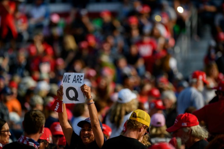 QAnon Isn't Going Away, It's Going to Congress