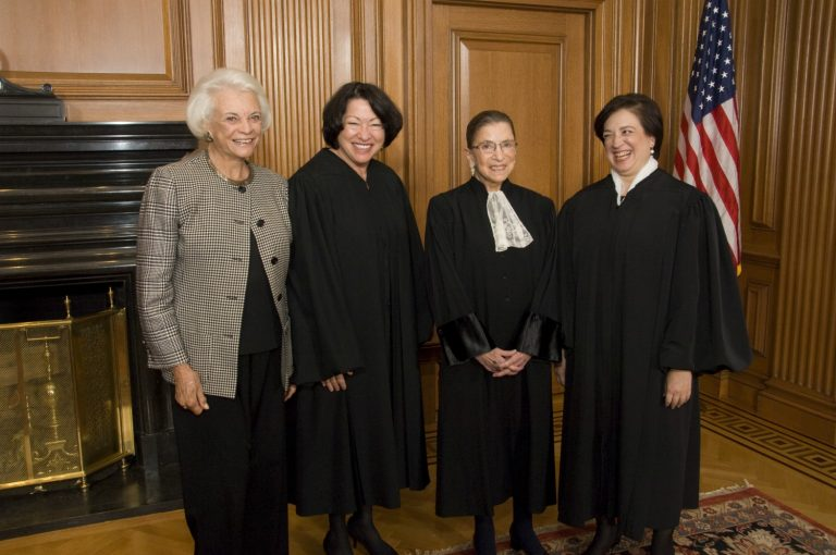 L.A. City Council Wants to Honor Supreme Court Justice Ruth Bader Ginsburg with a Statue