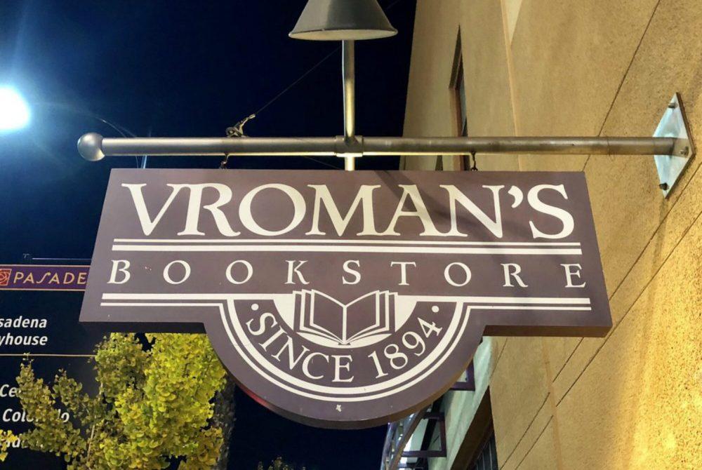 vroman's closing