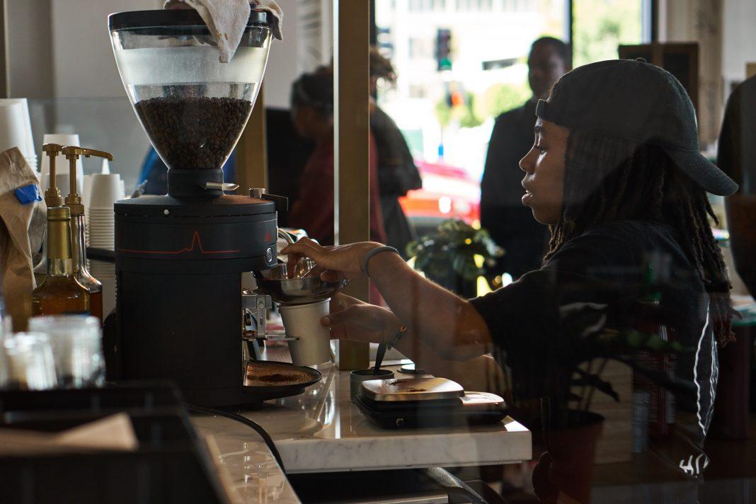 hilltop coffee