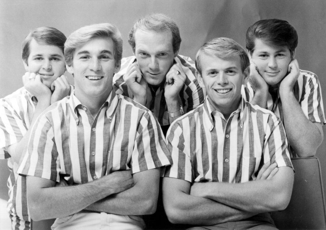 beach boys 1964 brian wilson