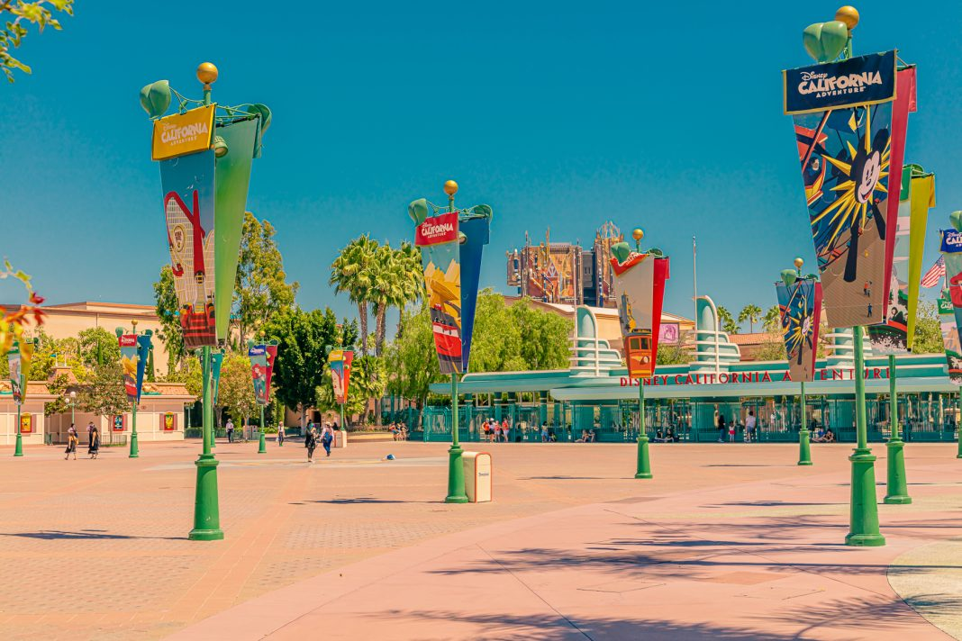 california adventure