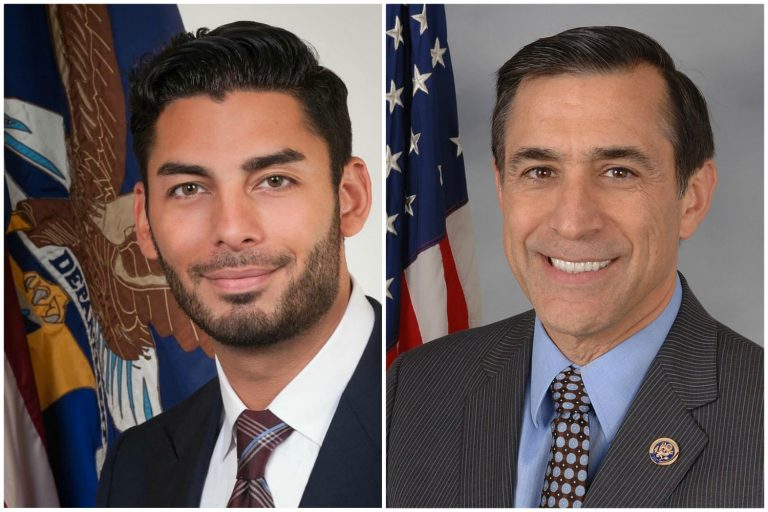 Former SoCal Congressman Darrell Issa Leads His Democratic Challenger in Latest House Race Poll