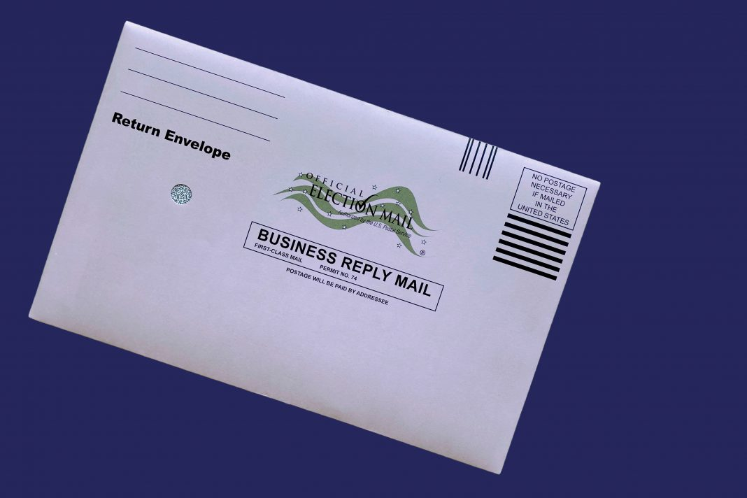 mail in ballot vote signature election