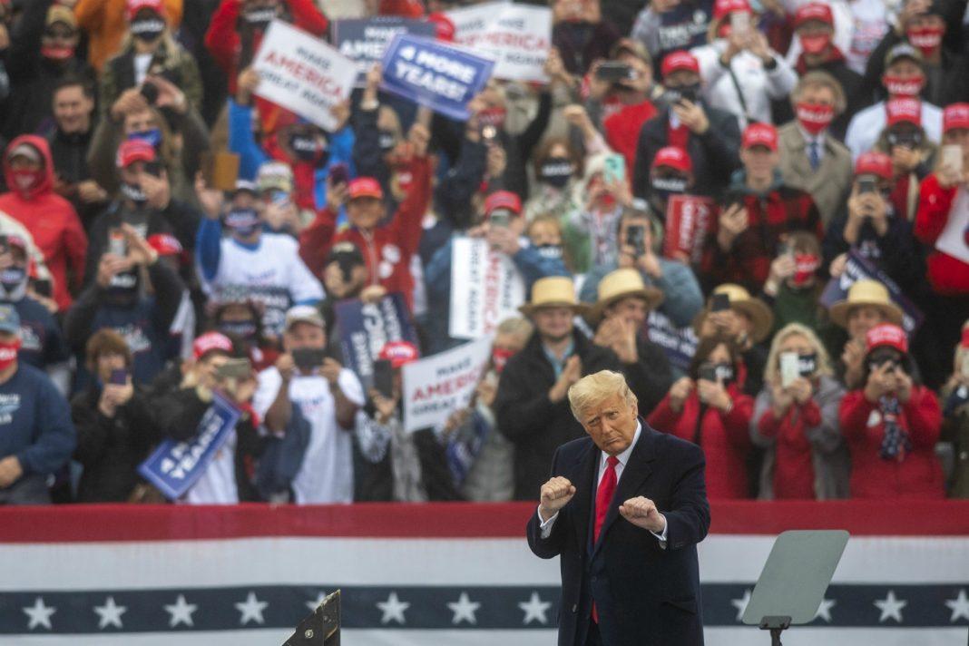 donald trump rallies music