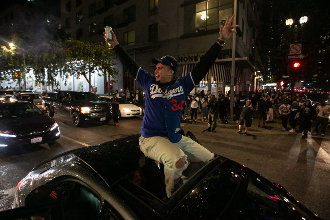 world series dodgers